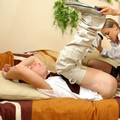 Hottie Strapon Sex